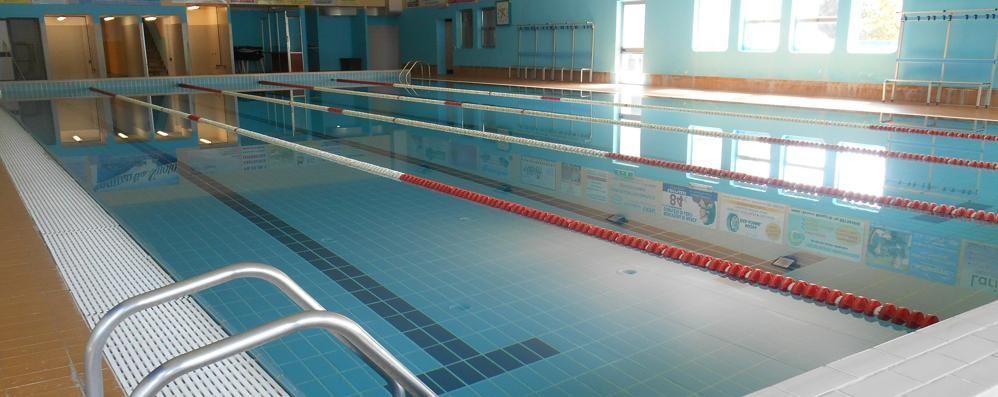 Olgiate la piscina brucia la concorrenza ed gi boom per i corsi di nuoto olgiate e bassa - Piscina olgiate comasco ...