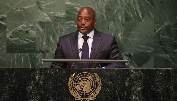 Gli scontri a Kinshasa, in Congo