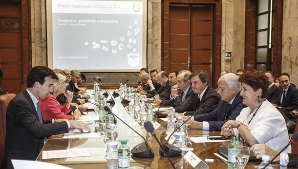 Industria 4.0, Renzi: ora Italia è patria opportunità