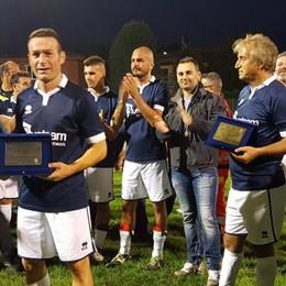 Cadorago, Zanetti e Cordoba  tornano in campo per solidarietà