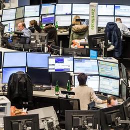 Borsa: chiusura positiva per Europa