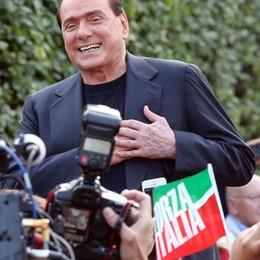 Primo vertice Berlusconi-Meloni-Salvini