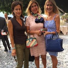 L'Ambrosetti del glamour  Passerella di stili & look