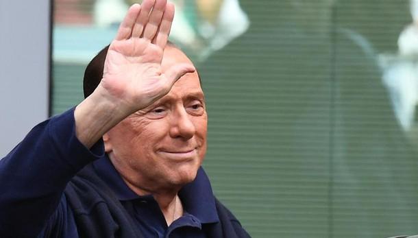 Berlusconi parte per gli Usa: