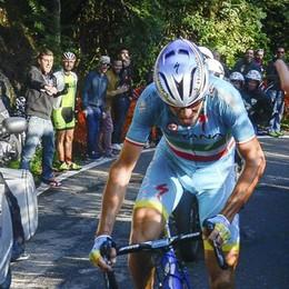L'antipasto del Lombardia  Nibali: «Mi spiace non esserci»