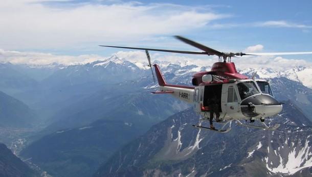 Funivia Monte Bianco: prigionieri nel vuoto