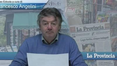 Video Edicola / Prima Pagina del 11 gennaio 2017