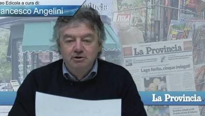 Video Edicola / Prima Pagina del 13 gennaio 2017