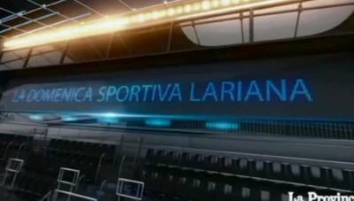 La Domenica Sportiva Lariana del 15 gennaio 2017