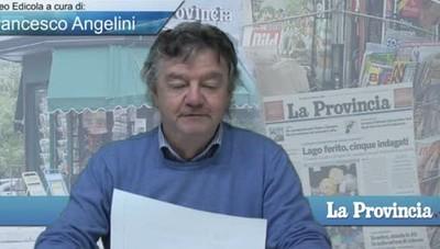 Video Edicola/Prima Pagina del 18 gennaio 2017