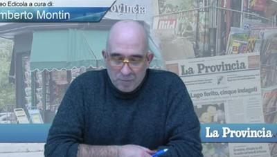 Video Edicola/Prima Pagina del 20 gennaio 2017