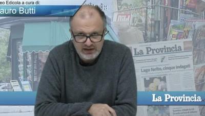 Video Edicola/Prima Pagina del 21 gennaio 2017