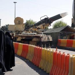 Iran, aumentata precisione missili