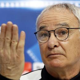Leicester, esonerato Ranieri