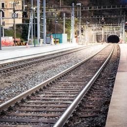 Travolto dal treno in galleria Giovane comasco muore a Bellinzona
