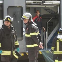 Investimento sulla ferrovia a Caslino  Morto un pensionato di 68 anni
