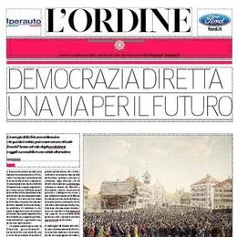 Democrazia, bisturi e urbanistica Le chicche da leggere ne L'Ordine