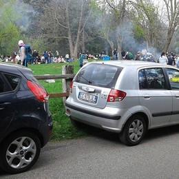 """Albavilla :""""grigliata selvaggia""""  all'Alpe del Vicerè"""