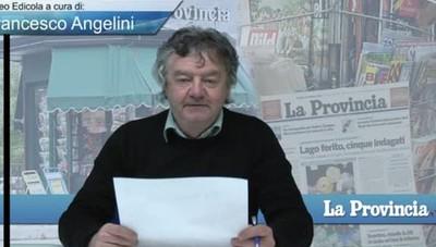 Video Edicola / Prima Pagina del 27 aprile 2017