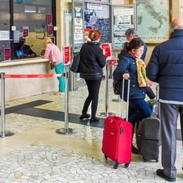 Biglietteria chiusa nel weekend e festivi Beffa turismo, succede solo a Como