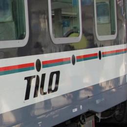 Chiasso, scontro tra Tilo  Disagi per il traffico ferroviario
