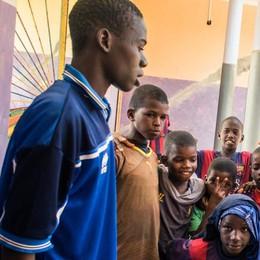 Biglietto di sola andata per il Senegal  In Africa a 77 anni per fare volontariato