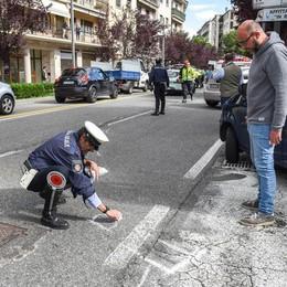 Investito da un'auto in viale Cavallotti Muore pensionato di 85 anni