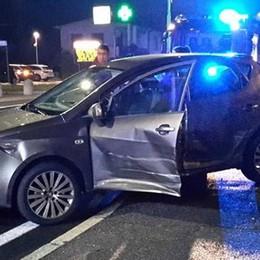 Troppi incidenti di notte  Montano, semaforo sotto accusa