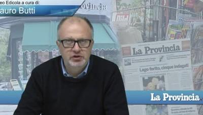 Video Edicola/Prima Pagina dell'11 maggio 2017