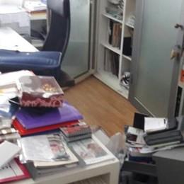 Lomazzo:furto in azienda  Via 100 mila euro di vestiti