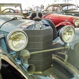 A Villa Erba le auto da sogno  All'asta la Mercedes da 6,5 milioni