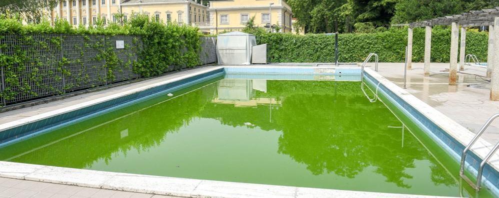 Citt turistica senza piscine per un ricorso al tar como citt como - Piscina olgiate comasco ...