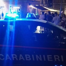 Movida Cantù, il giorno dopo le multe  Tra i bar c'è chi rischia la chiusura