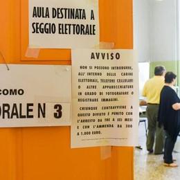 Ballottaggi, seggi deserti   In città ha votato 35,82%