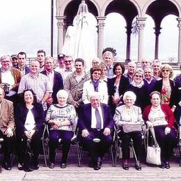 Oltre cento Bordoli a raduno  Giornata di festa a Cadenabbia
