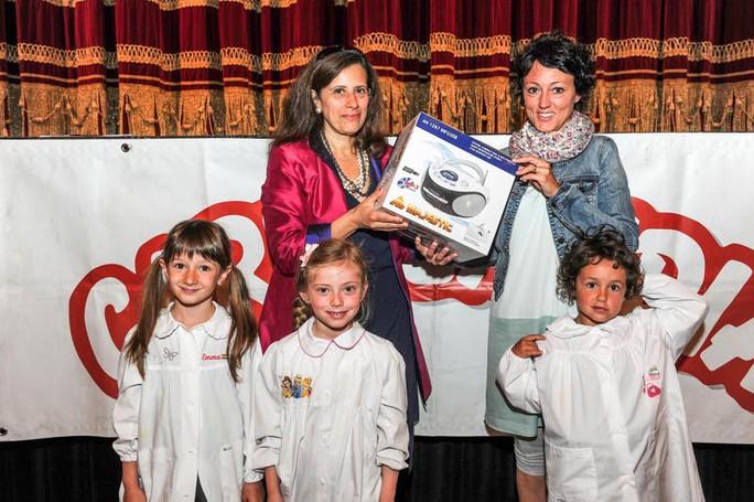 Como premiazione Catolandia al Teatro Sociale, Scuola d'Infanzia Luigi Vigoni di Menaggio