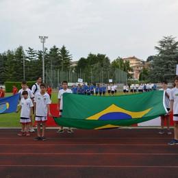 Dal Brasile fino a Cantù  «Il vero calcio è questo»
