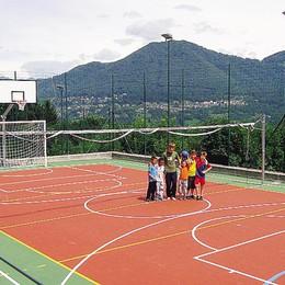 Nuovo centro sportivo a Casasco  «Qui chi bestemmia è espulso»