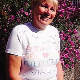 Pellio, lascia la maestra Anna  Dopo 42 anni la pensione