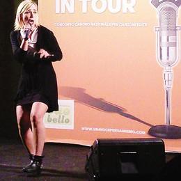 Il talent scout a Erba  Michela voce per Sanremo