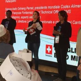 La Svizzera e l'expo  Le sfide vinte insieme