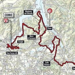 Domenica il Giro di Lombardia. Guida alle strade chiuse