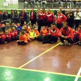 Torneo indoor a Cagno Sessanta squadre al via