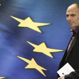 Il ministro Varoufakis a Cernobbio «Posto magnifico»