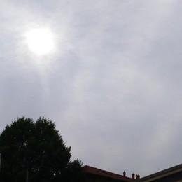 Sole velato e caldo  Da giovedì peggioramento