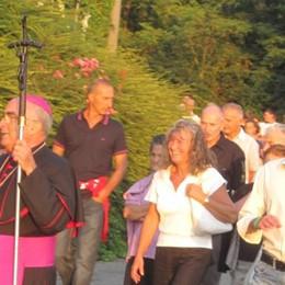 Seconda visita pastorale  del vescovo a Drezzo e Parè