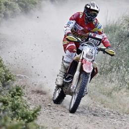 Cerutti, la conferma Correrà la Dakar
