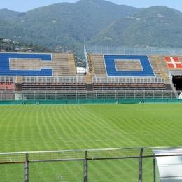 Stadio, proroga del contratto  Al Calcio Como per un altro anno