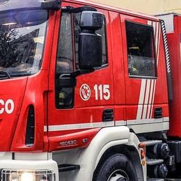 Cremia: auto contro camion  Ferita una donna di 30 anni