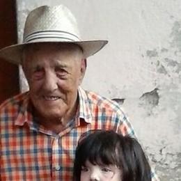 Volava sui ponteggi come Tarzan  Nonno Egidio compie 100 anni